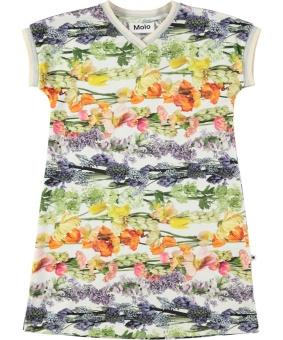 California Dress Rainbow Bloom