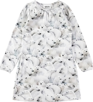 Ceria Dress Polar Bear Jersey