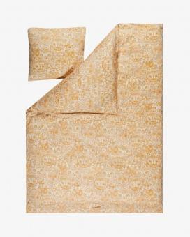 Junior sängkläder 100 x 140 cm - Camel