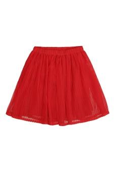 Skirt, Mars Red