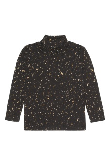 Top Gold Flakes, Black