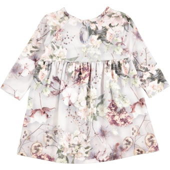 Carlys Dress LS X-Ray Bloom