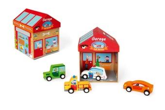 Lekbox Garage
