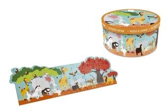 Golvpussel Safari