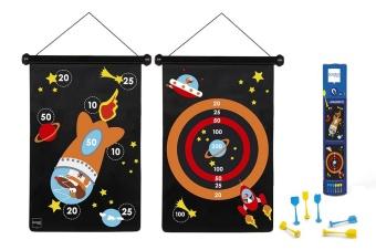 Magnetisk Dartspel astronaut