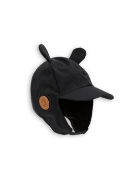 ALASKA EAR CAP black