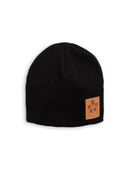 PANDA HAT black
