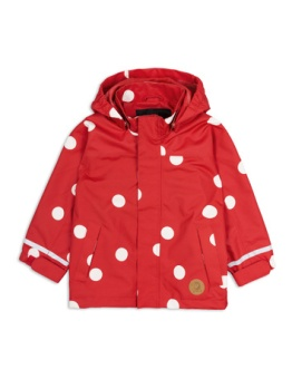 Edelweiss jacket Red
