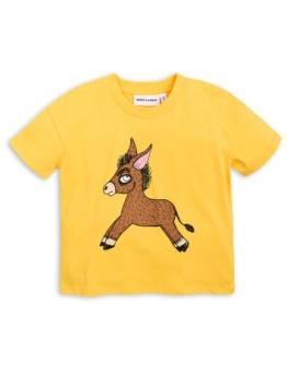 Donkey sp tee Yellow