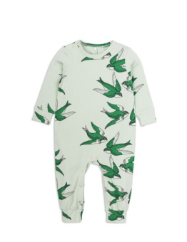 Swallows jumpsuit Green