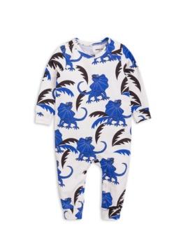 Draco jumpsuit Blue