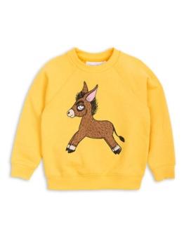 Donkey sp sweatshirt Yellow