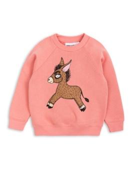 Donkey sp sweatshirt pink