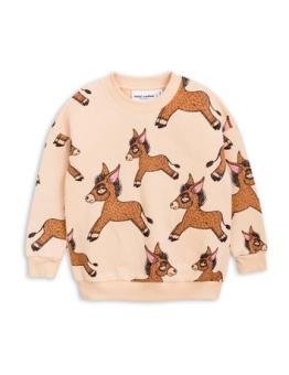 Donkey aop sweatshirt Beige