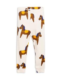 Horse leggings yellow