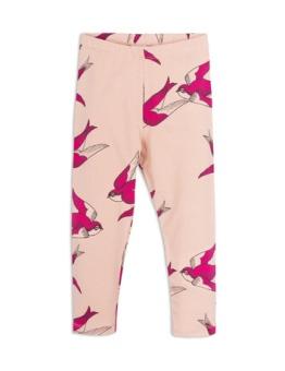 Swallows leggings Pink
