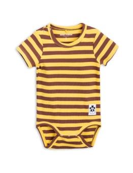 Stripe rib ss body Yellow