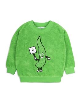 Cucumber SP terry sweatshirt Green