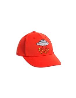 Ufo cap red