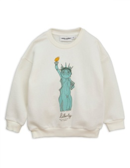 Liberty sp sweatshirt white