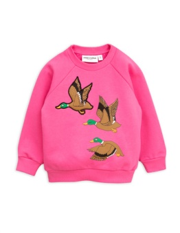 Duck Sp Sweatshirt Pink