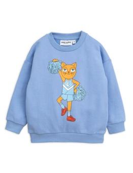 Cheercat sp sweatshirt blue