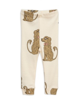 Spaniel Leggings Offwhite