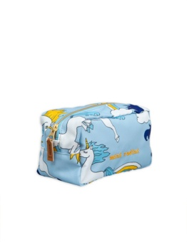 Unicorn case light blue