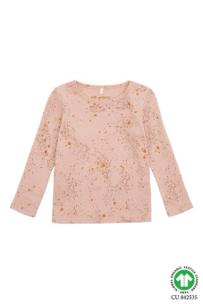 Bella T-shirt Mini Splash Rose