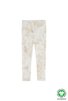 Baby Paula Leggings Mini Splash Cream