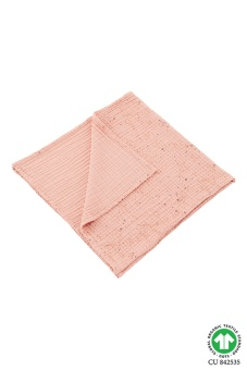 Blanket Mini Splash Rose