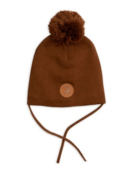 Penguin hat Brown