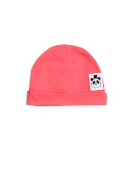 Basic baby beanie Pink
