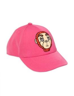Monkey cap pink