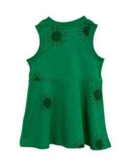 Sun aop tank dress