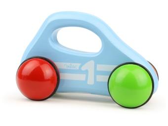 Bil handtag Blå