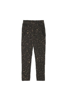 Pants Gold Flakes, Black