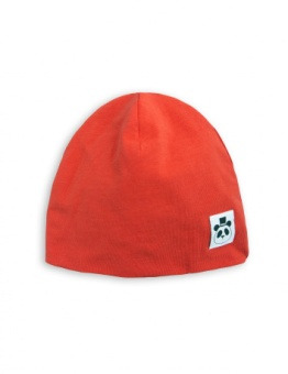 BASIC BEANIE/ red