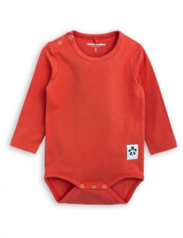 BASIC LS BODY/ red