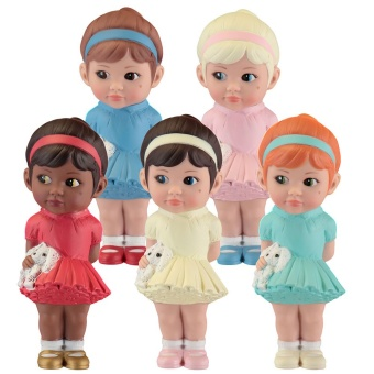 Sweetheart dolls - Piger