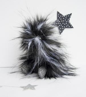 Punkie Black - 18cm