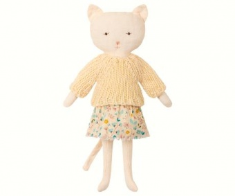 Maileg - Chatons, Kitten - Off white