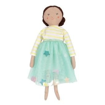 Lila Fabric Doll