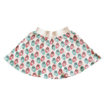 The Skirt Bert Beige