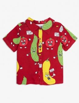 Veggie woven shirt
