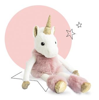 Licorne Glitter - 25cm