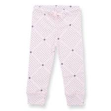 BABY leggings PETAL DOT