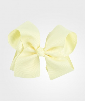 MEDIUM BOWS-LEMONADE