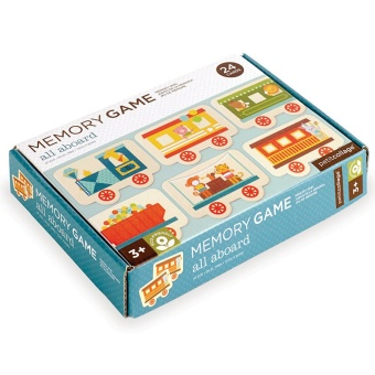 Ekologiskt memory, All Aboard Memory Game