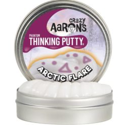 Stor Thinking Putty mystisk lera, Artic Flare